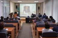 Торжественное собрание, посвященное Дню Независимости Республики Казахстан