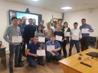 Об участии в семинаре на тему «Основы ITIL Foundation v4».