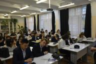 «Об информационно-разъяснительной работы среди учащихся 11-х классов КГУ«Гимназия №79»